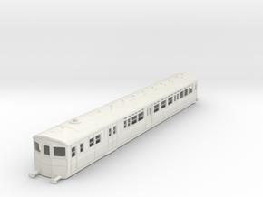 O-76-gwr-diag-o-steam-railmotor1 in White Natural Versatile Plastic