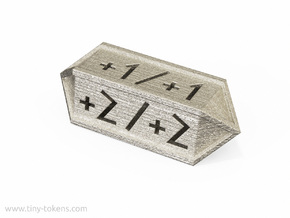 #SALE# Amonkhet +1/+1 Counter for MTG in Stainless Steel
