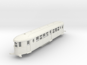 O-100-sr-sent-cammell-railbus in White Natural Versatile Plastic