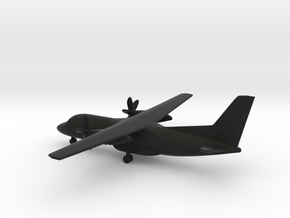 Antonov An-140-100 in Black Strong & Flexible: 6mm