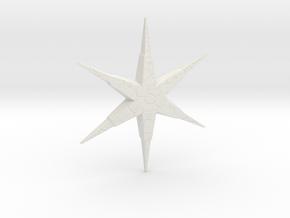 Omni Scale Monster Medium Igneous MGL in White Natural Versatile Plastic