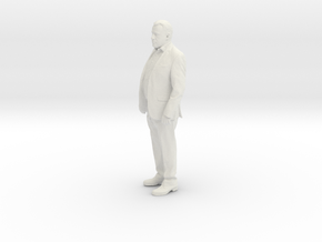 Printle C Homme 603 - 1/24 - wob in White Natural Versatile Plastic