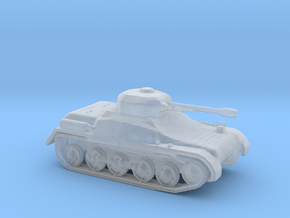 Light Tank LTIS in Smooth Fine Detail Plastic