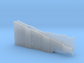 YT1300 FM 1/72 RAMP PANELS in Smooth Fine Detail Plastic