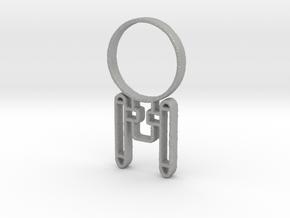 Enterprising Pendant in Aluminum