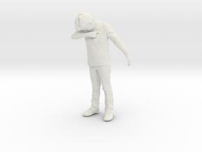 Printle C Kid 079 - 1/24 - wob in White Natural Versatile Plastic