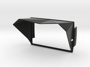 Sunshade II (Clip-On) For BMW Navigator 5, Clean in Black Natural Versatile Plastic