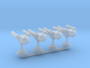 Terran Pegasus Class Squadron - 1:7000 in Frosted Ultra Detail