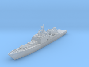 "Project 11356 Frigate ""Admiral Grigorovich"" in Smooth Fine Detail Plastic: 1:1250"