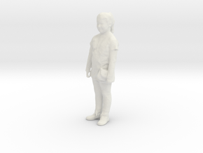 Printle C Kid 161 - 1/24 - wob in White Natural Versatile Plastic