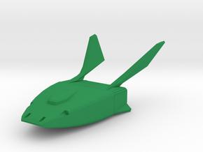 Komusai 1:1700 in Green Processed Versatile Plastic