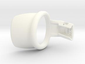 Q4-TF150-12 in White Processed Versatile Plastic