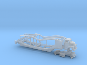 1/160 1949 Chevy COE Carhauler Kit in Frosted Ultra Detail