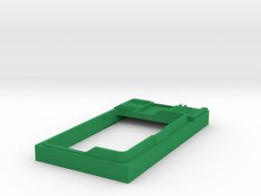 Pip Boy 2500 - iPhone6s in Green Processed Versatile Plastic