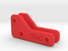 THC'S CANTILEVER LINKS in Red Processed Versatile Plastic: 1:10