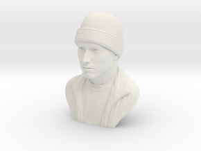 Hollow Of Eminem in White Natural Versatile Plastic