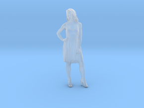Printle C Femme 143 - 1/87 - wob in Smooth Fine Detail Plastic