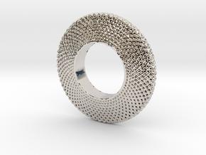 Fidget Spinner Simplest Wire in Platinum