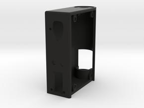 NLPWM SQUONK BOX Enclosures in Black Natural Versatile Plastic