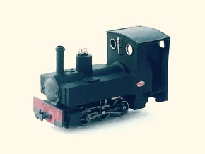 *REDUCED* 009 Ex-Penrhyn 'Sgt murphy' body in Smooth Fine Detail Plastic
