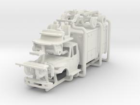 1/64 Philadelphia Terrastar Medic in White Natural Versatile Plastic