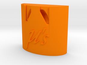 Ring Box - μ's in Orange Processed Versatile Plastic