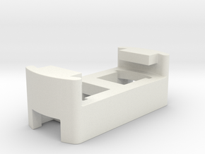 Ikea BEHJALPLIG 128750-B in White Strong & Flexible