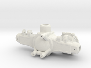Mrc Axle V3.3 in White Natural Versatile Plastic