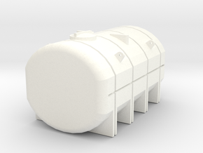 1/64 3750 Gallon Tank in White Processed Versatile Plastic