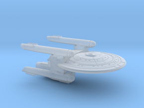Reimagined ship in Smooth Fine Detail Plastic