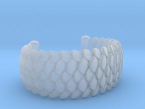 Scale 2016 Cuff Medium in Smooth Fine Detail Plastic