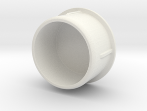 Replacement Part for Ikea HOLE CAP  in White Natural Versatile Plastic