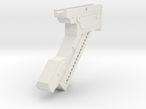 SM-55 Foregrip in White Natural Versatile Plastic