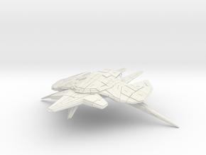 GunShield in White Natural Versatile Plastic