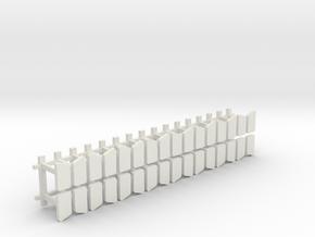 x32 puffer til personvogne in White Natural Versatile Plastic