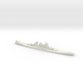 1/800 IJN Projected Never Were 14500t Cruiser in White Natural Versatile Plastic
