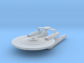 Miranda Class V  Cruiser in Smooth Fine Detail Plastic