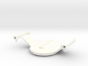 V-9 Night Flyer in White Processed Versatile Plastic