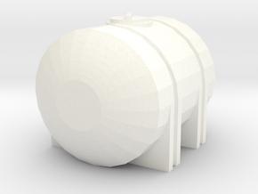 1/64 225 Gallon Tank in White Processed Versatile Plastic