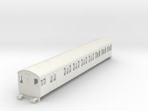 O-87-cl501-driver-coach in White Natural Versatile Plastic