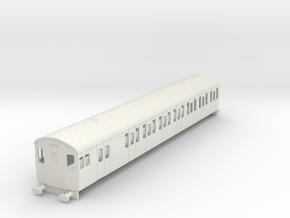 O-76-cl501-driver-coach in White Natural Versatile Plastic