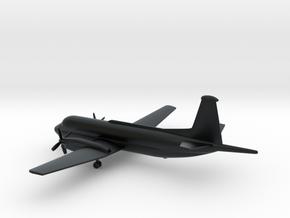 Breguet Br.1150 Atlantic in Black Hi-Def Acrylate: 6mm
