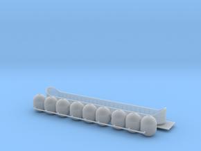 Bakelite Plastic Car Z Scale in Smooth Fine Detail Plastic