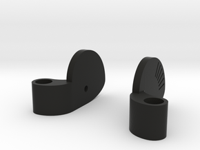 RunCam Swift Micro mount for 34mm standoffs in Black Natural Versatile Plastic