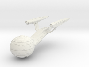Pasteur Class  Refit in White Strong & Flexible