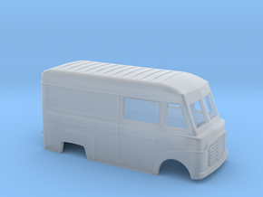Commer Rond 2017 Op 160 in Smooth Fine Detail Plastic