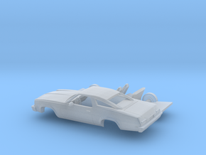 1/87 1974 Chevrolet Chevelle Coupe Kit in Frosted Ultra Detail