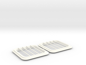 Hatch Wellcraft SC38 1:10 in White Processed Versatile Plastic