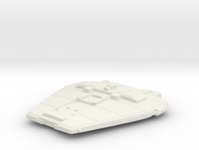 3788 Scale Maesron Frigate (FF) MGL in White Natural Versatile Plastic