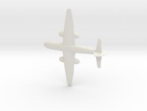 1:200 Arado Ar-234  in White Natural Versatile Plastic